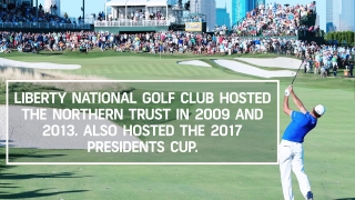 Statistically Speaking: Notes on Liberty National Golf Club