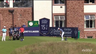 Look out! Immelman aces No. 15 in Scotland